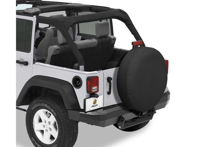 Bestop 61032-35 Spare Tire Cover 11-L ALL WRANGLER