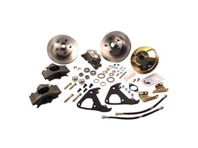 SSBC Performance Brakes A123-23 Drum To Disc Brake Conversion Kit