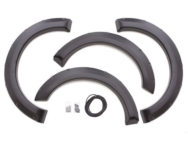 Lund RX310T Rivet Style; Fender Flare Set Fits 04-08 F-150