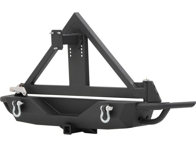 Smittybilt 76622-02 SRC Tire Carrier