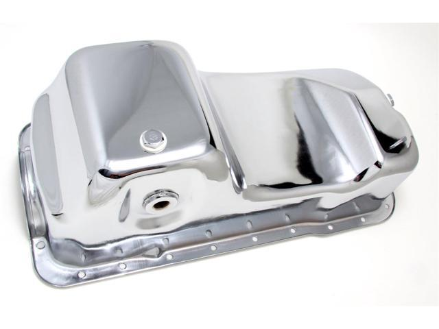Trans-Dapt Performance Products 9754 Oil Pan; Fits 83-93 Mustang