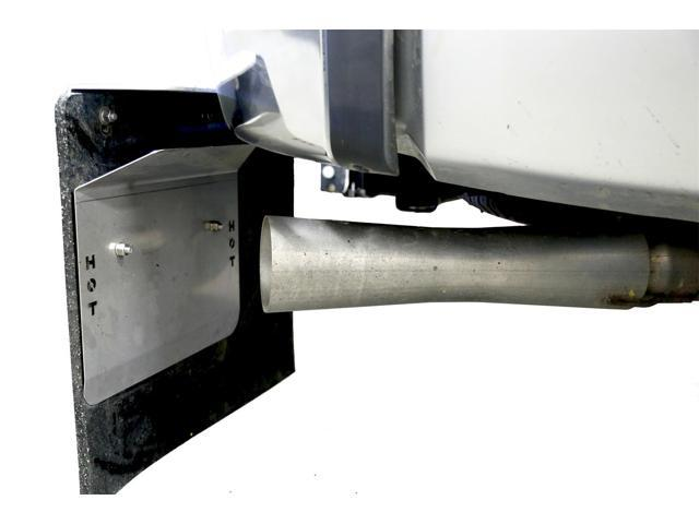 Access Cover 80807 Heat Shield