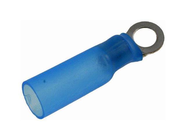 Dorman (86402) 16-14 Gauge Waterproof Ring Terminal - No. 6, Pack Of 10