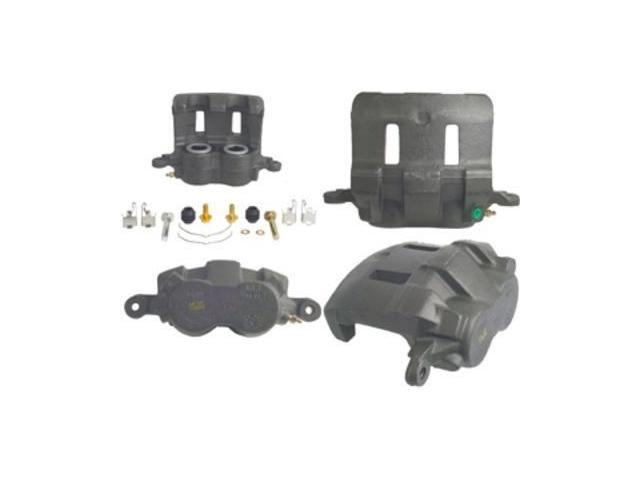 Cardone 18-4791 Remanufactured Domestic Friction Ready (Unloaded) Brake Caliper