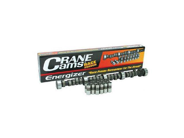 Crane Cams 100072 284 H12 Camshaft And Lifter Kit For Chevrolet V8 Engine