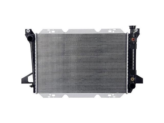 Spectra Premium Cu1454 Complete Radiator For Ford Bronce/F Series