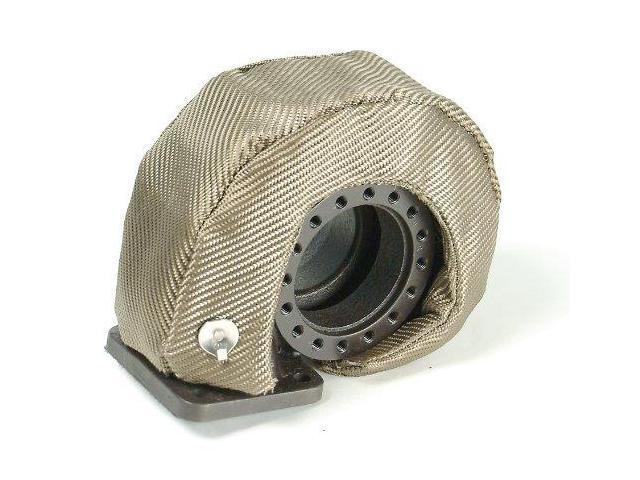 Dei 010144 T4 Titanium Turbo Shield