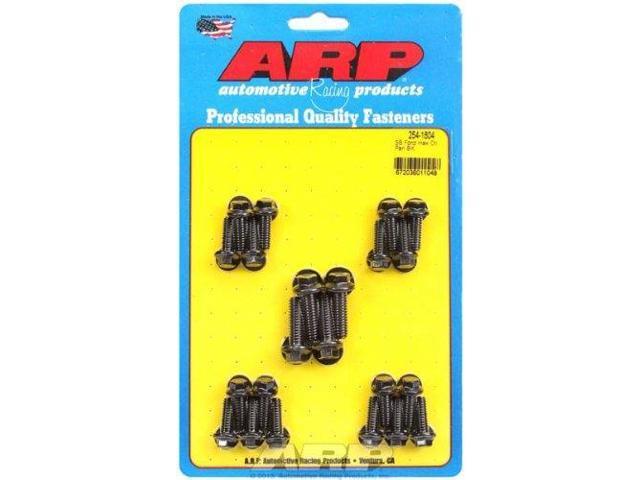 Arp 2541804 Hex Oil Pan Bolt Kit