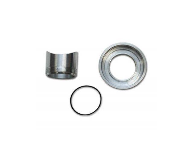 Vibrant 1451 Aluminum Weld-On Bov Flange Kit