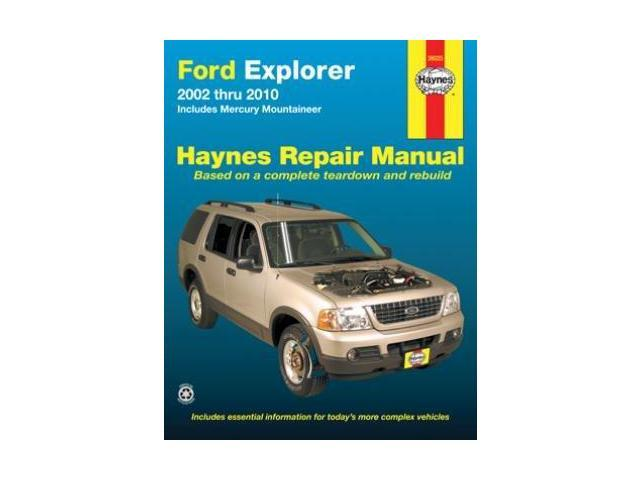 haynes repair manual 2002 ford explorer ford explorer 2002 manual español ford explorer 2002 manual download