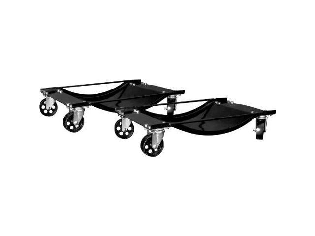Wilmar W54013 Wheel Dolly, 2-Piece