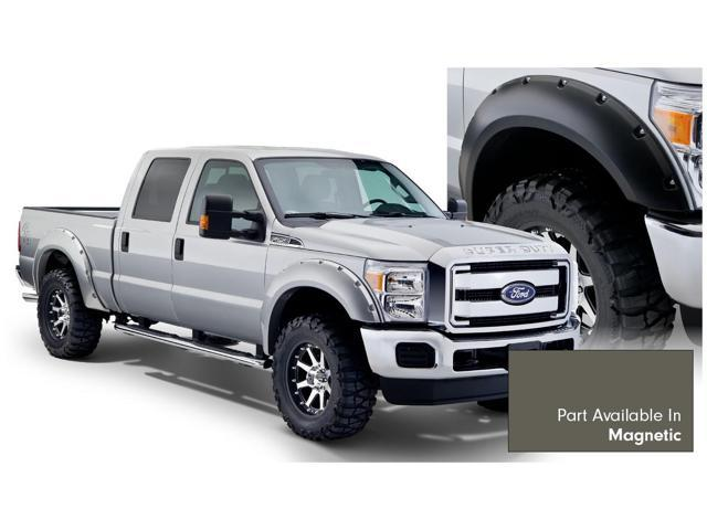 Bushwacker 20931-6A Pocket Style Fender Flares