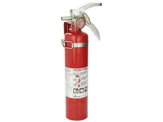 Weather Guard 8866 Fire Extinguisher