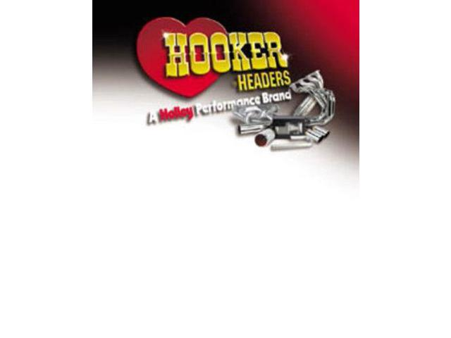 Hooker 6901-1Hkr Ceramic Competition Header