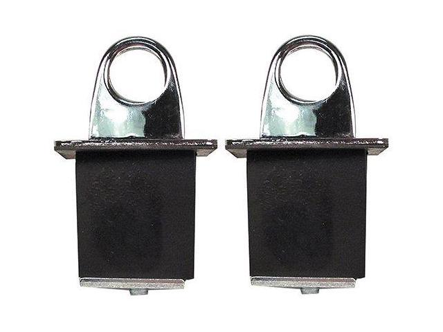 Keeper 05605 Chrome Stake Pocket Anchor Point, 2 Pack