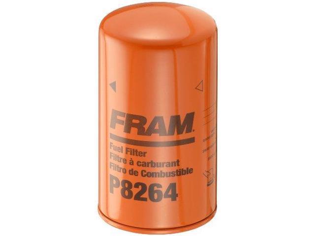 Fram P8264 Fuel Filter - Spin-On Heavy Duty Secondary