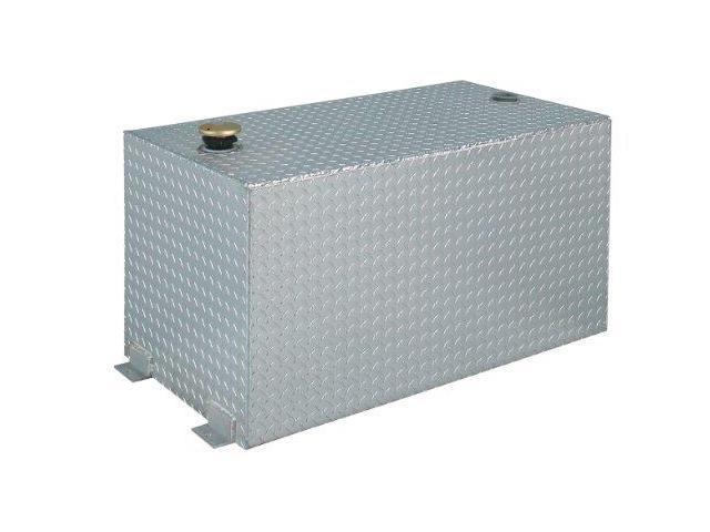 Delta 438000 Liquid Transfer Tank: Rectangle Shape; 45 1/4'X 23 1/4'X 23 1/4'; 9