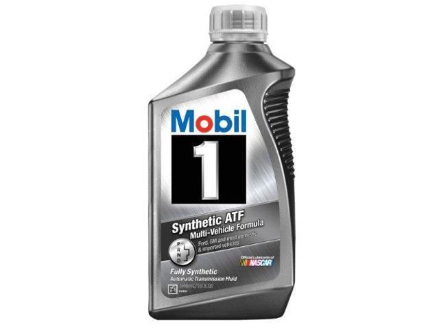 Mobilfluid Automatic Transmission Fluid : Mobil synthetic automatic transmission fluid