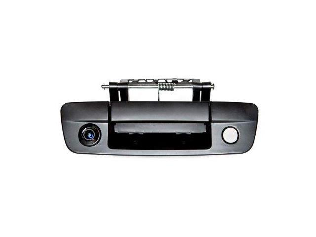 Crimestopper Sv-6834.Chr Black Tailgate Camera For Dodge Ram