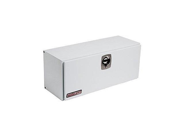 Weather Guard 247302 White Steel Truck Box