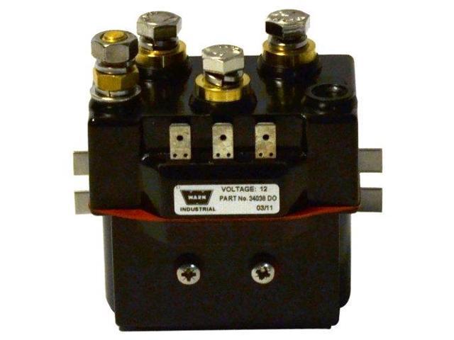 Warn 34440 Industrial Hoist Contactor
