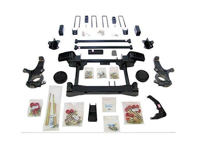 Rancho Rs6548B Suspension Body Lift Kit - Primary Suspension System, Front Rear