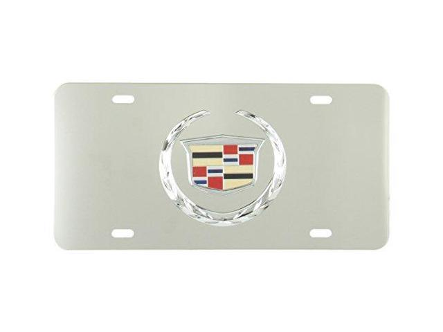 Pilot Lp051 Stainless Steel Plate  - Cadillac Chrome