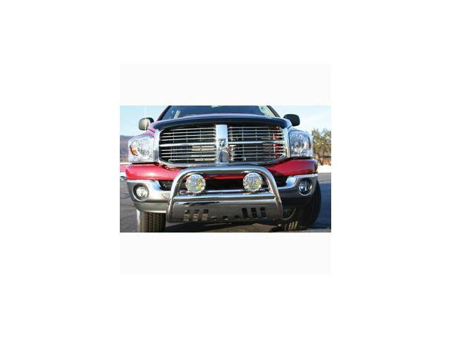 Trail Fx 8948212 Polished Stainless Steel Grille Guard