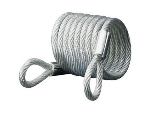 Master Lock 65D Self-Coiling Cable With Looped Ends, 6-Foot