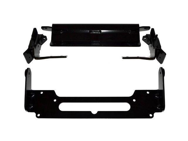 Warn 81580 Provantage Atv And Side X Side Front Mount Plow Kit
