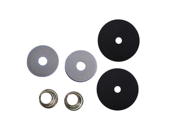 Omix-ada This pedal draft pad kit from Omix-ADA includes 2 springs, 2 washers and 2 rubber pads. Fits 41-68 Willys and Jeep models. 16750.09
