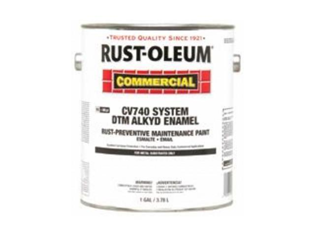 Alkyd Enamel Safety Red Rust-Preventative Maintenance Paint