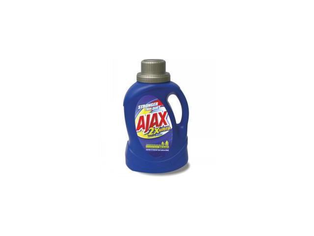 Ajax H-Dty Lndry Dtrgnliq 50Oz Btl Orig 6 Bott