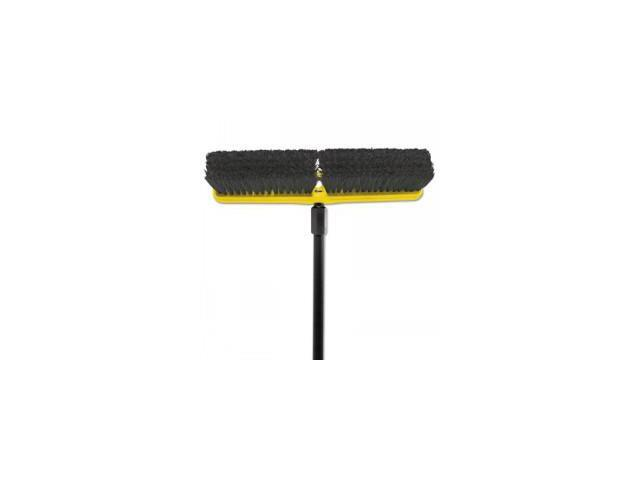 Tampico-Bristle Medium Floor Sweep, 18