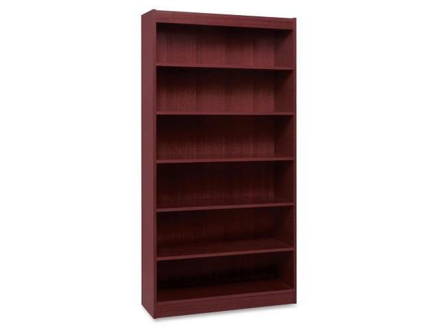 7 Shelf Panel Bookcase 36