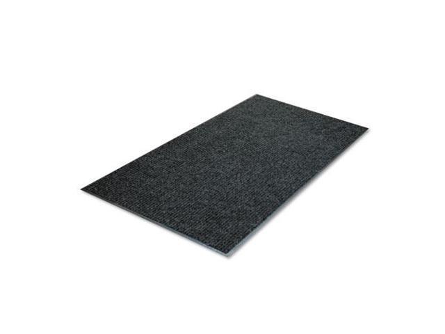 Golden Series Indoor Wiper Mat, Polypropylene, 36 X 60, Charcoal