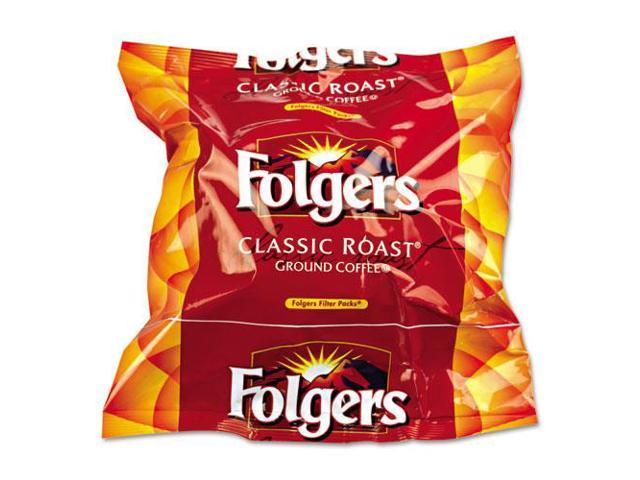Coffee Filter Packs, Classic Roast, .9Oz, 160/Carton