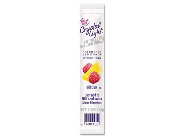 On The Go, Raspberry Lemonade, .16Oz Packets, 30/Box