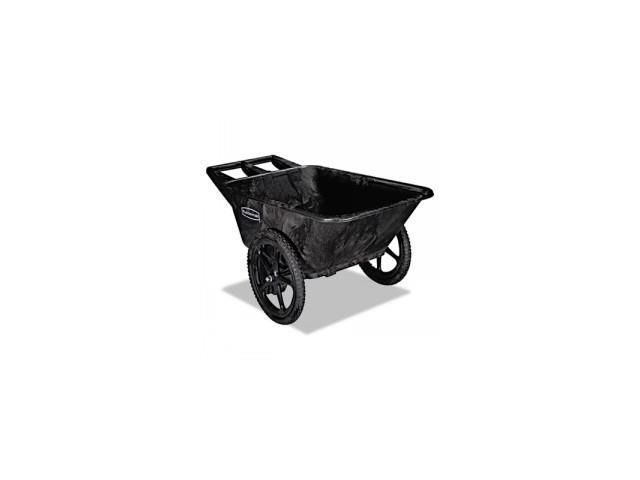 C-Hc Big Wheel Cart Bla
