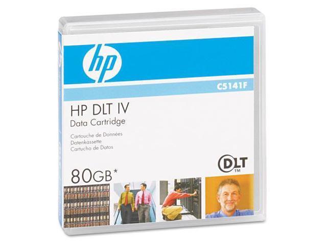 Hewlett Packard C5141F, HP DLT Tape IV Data Cartridge, HEWC5141F, HEW C5141F
