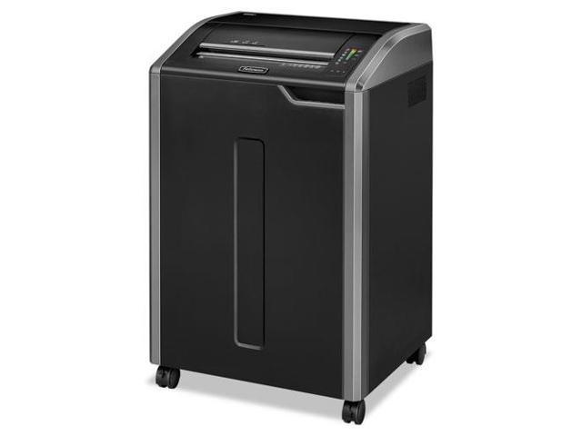 Powershred 485Ci Continuous-Duty Cross-Cut Shredder, 28 Sheet Capacity
