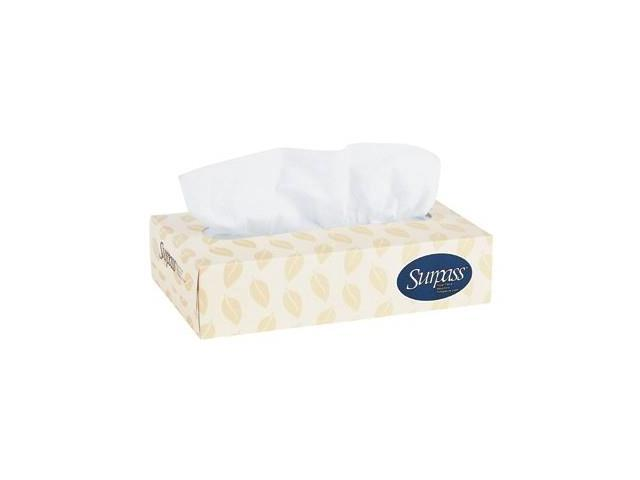 Scott Surpass Facial Tissue