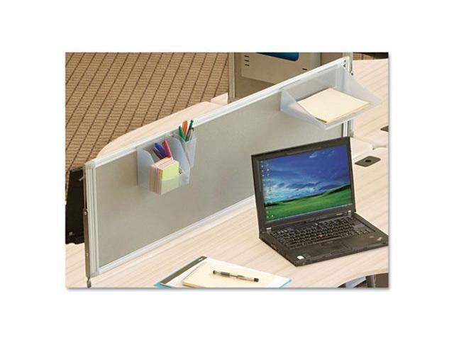 iFlex Series Privacy Panel, 49w x 1d x 17h, Gray