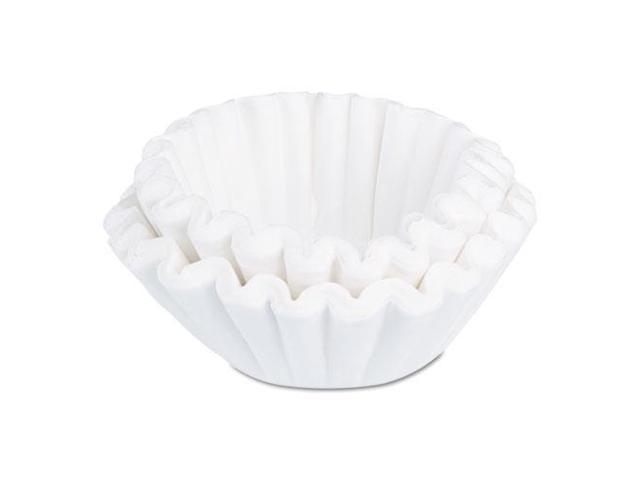 Commercial Coffee Filters, 1.5 Gallon Brewer, 500/Pack