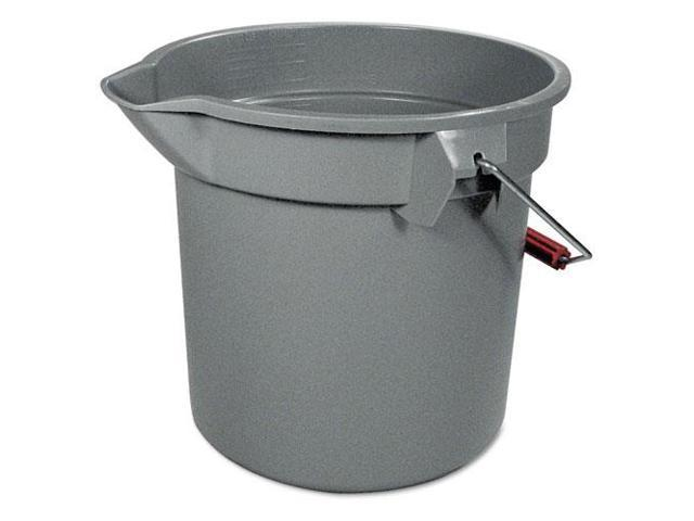 Rubbermaid Commercial 14-Quart Round Utility Bucket, 12