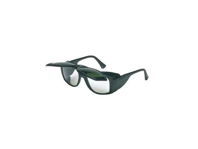 Glasses Frame Welding : Horizon Welding Flip Glasses, Shade 3.0 Lenses, Black ...