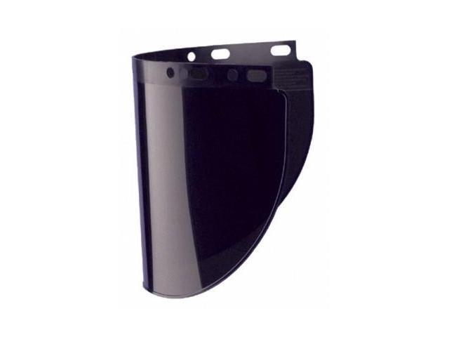 Wide View Faceshield Dark Green For F400,F500
