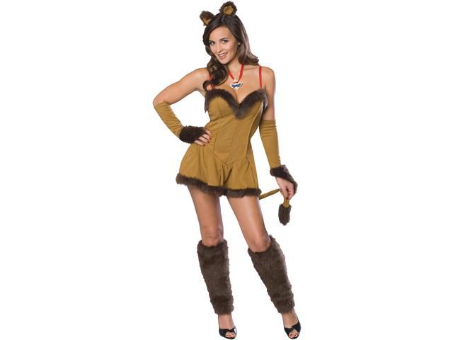 Adult Sexy Cowardly Lion Costume Rubies 888295