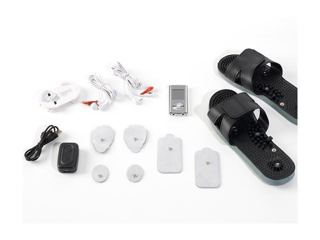 PCH 101327 Digital Pulse Massager Shoe Combo Set