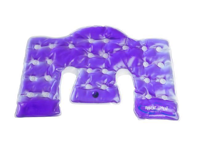 PCH 101310 Reusable Hot/Cold Neck & Shoulder Pad - Purple